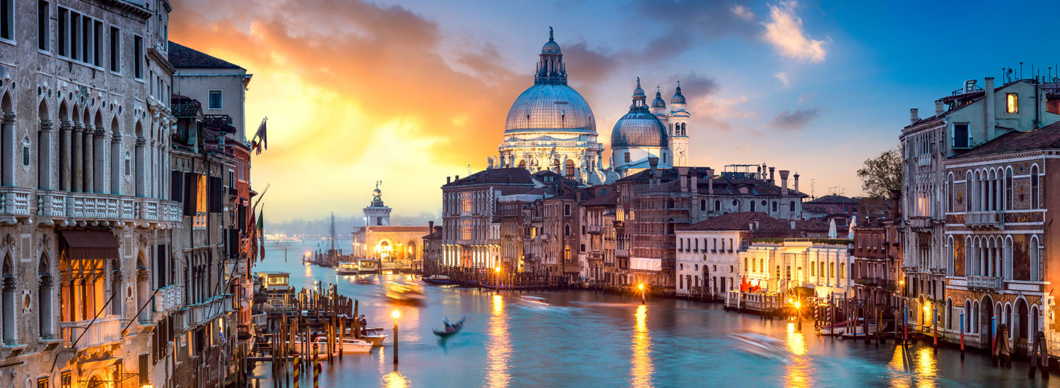 Venice shared or private guided tours