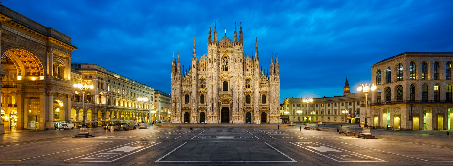 Available guided tours in Milan private or shared.