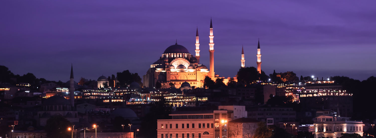 Available Guided Tours and shore excursions in Turkey