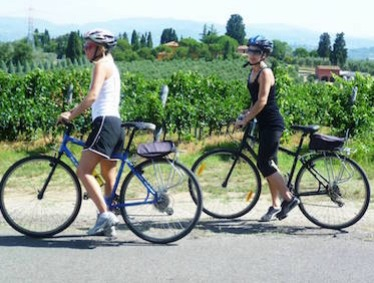 TUSCANY BIKE TOUR: THE ULTIMATE WINE and OLIVE OIL TOUR BY BIKE