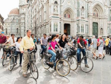 Small Group Bike Tour of Florence