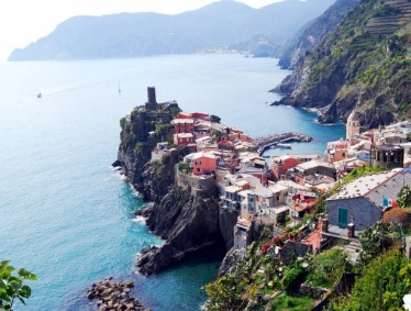 SMALL GROUP CINQUE TERRE TOUR FROM FLORENCE WITH SEAFOOD LUNCH