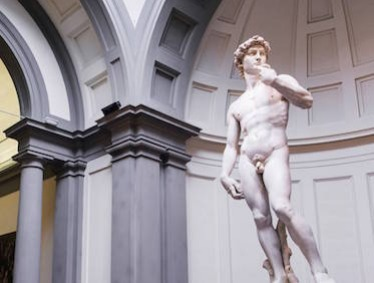 1 HOUR WITH DAVID - GUIDED TOUR OF THE ACCADEMIA GALLERY IN FLORENCE