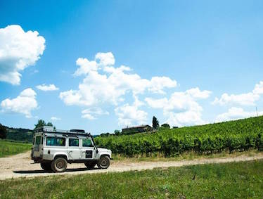 Tuscany Safari Wine Tour