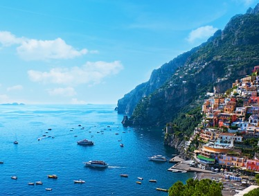 Pompeii, Sorrento and Positano in a Small Group of 8