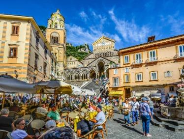 Rome to Positano Amalfi and Ravello