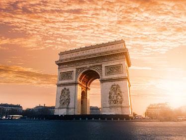 Shore excursions Paris - Le Havre Port of Paris