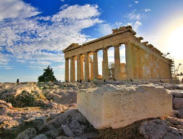 Shore excursions Athens