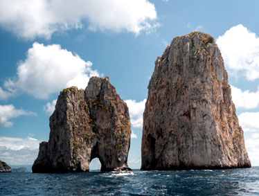 Day Tours to Capri and Anacapri