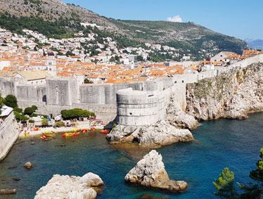 Shore excursions Dubrovnik