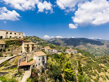 Shore trips Sicily - Savoca Forza d'Agro' Taormina
