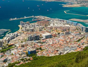 Shore excursions Spain - Gibraltar