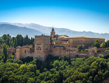 Shore excursions Granada