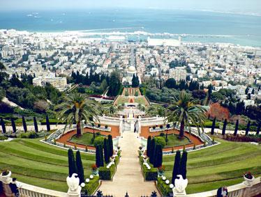 Shore excursions Israel - Haifa and Bethlehem