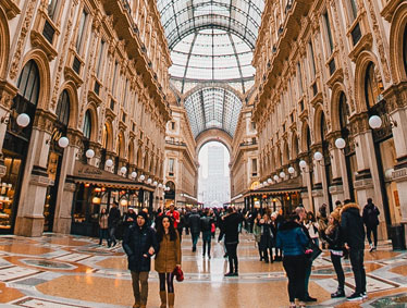 Milan private tours - Quadrilateral of Fashion