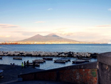 Pompeii and Mt. Vesuvius in a Small Group of 8