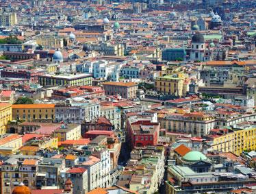 Naples and Mt. Vesuvius Tour