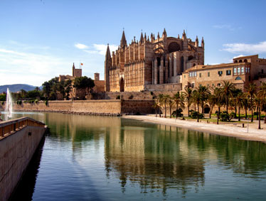Shore excursions Spain - Palma de Mallorca