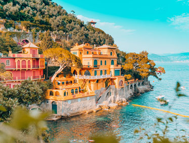 Shore excursions to Portofino and Rapallo from Genoa
