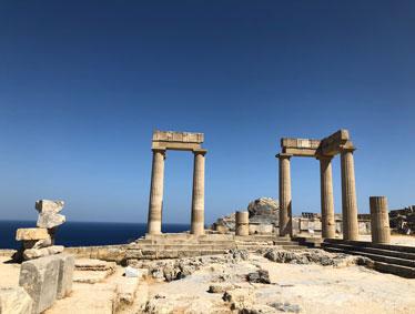 Shore trips Greece - Rhodes, Lindos