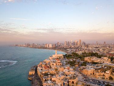 Shore excursions Tel Aviv