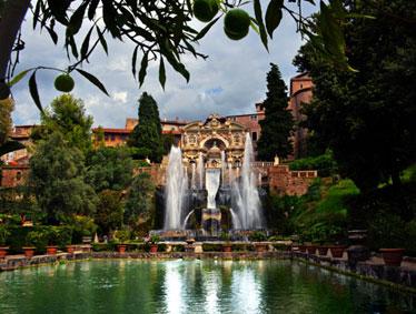 Rome Tivoli Villa d'Este