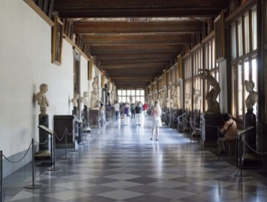 Small Group Tour of the Uffizi Gallery