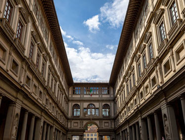 Florence guided tours - Uffizi Gallery and Accademia