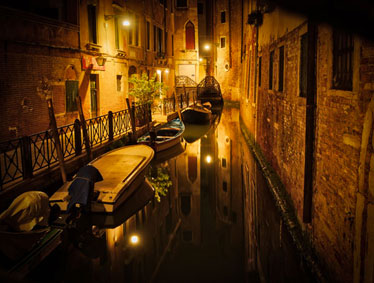 Guided tours in Venice - Ghost Tour Venice at night