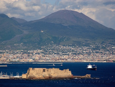 Vesuvius Wine Tasting & Tour of Naples